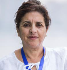 Headshot of Fatima Outaleb.