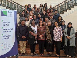Participants in consultative session in Kathmandu.