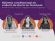 Poster descriptivo de webinar: Reforma constitucional en materia de aborto en Honduras: Dimensiones clave e impacto a nivel regional Jueves 18 de febrero de 2021, 3pm EST